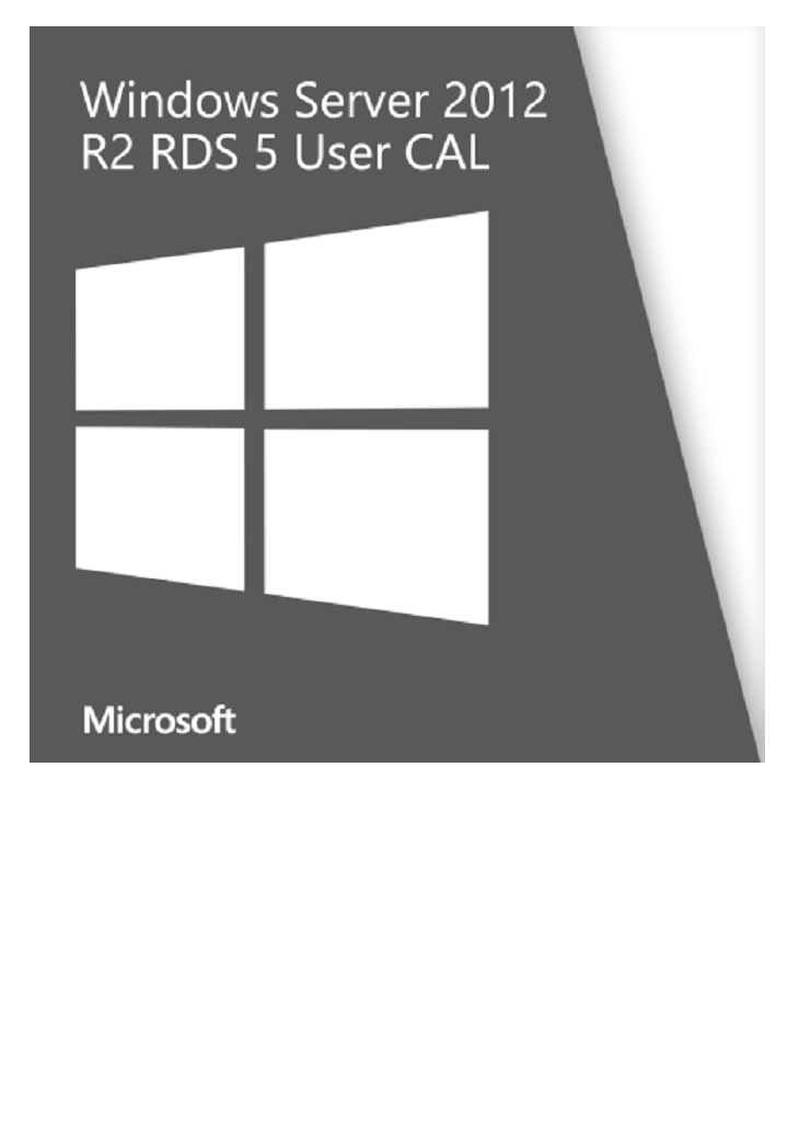 Microsoft-Server-2012-R2-RDS-5-User-CAL