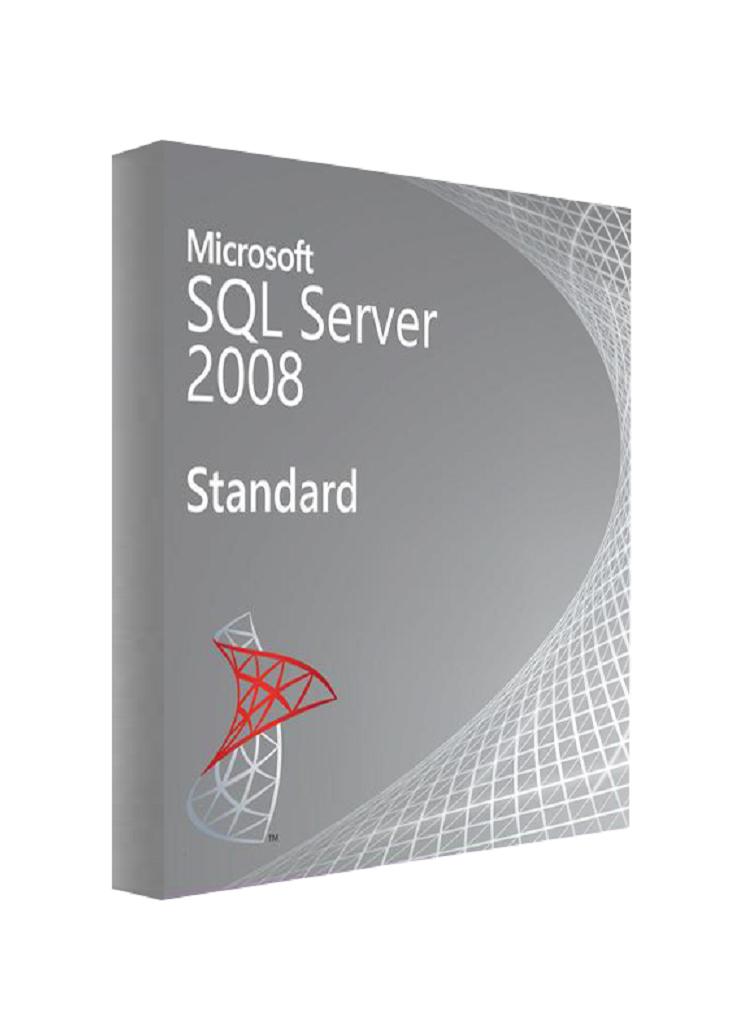 Microsoft-SQL-Server-2008-Standard