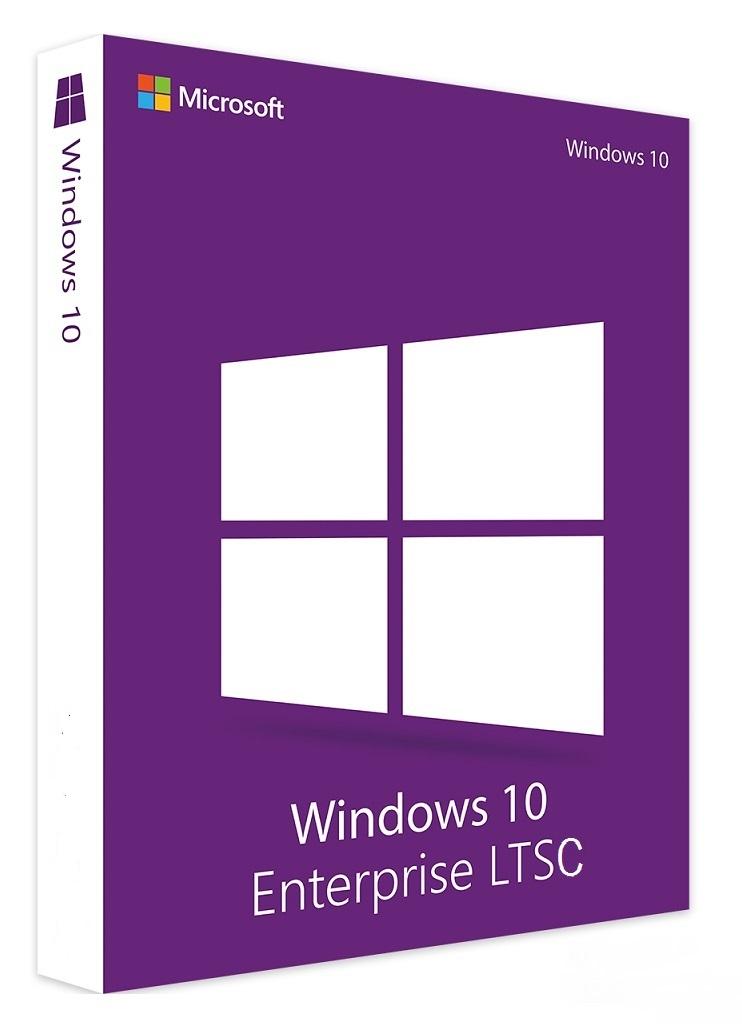 Microsoft Windows 10 Enterprise 2019 LTSC 32/64-bit 1PC